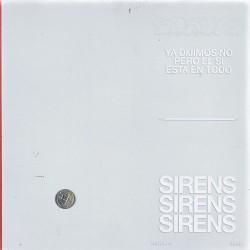Jaar Nicolas - Sirens LP (deluxe edition)