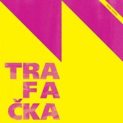 OST - Trafačka - Chrám svobody (Ondřej Skala - Ježíš táhne na Berlín) LP - yellow / red splatter vinyl