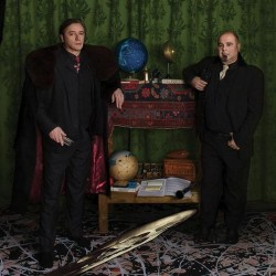 Teardo Teho & Blixa Bargeld - Nerissimo LP