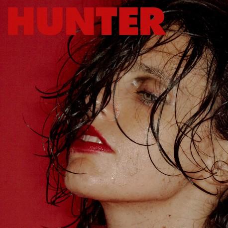 Calvi Anna - Hunter LP (red vinyl) limited edition