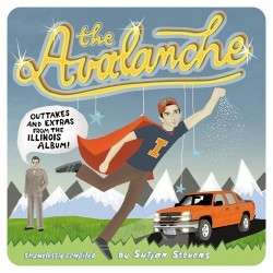 Stevens Sufjan - The Avalanche (Outtakes & Extras From The Illinois Album) 2LP (orange / white vinyl) limited edition