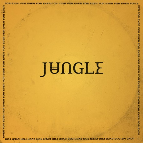 Jungle - For Ever LP (yellow vinyl) limited edition