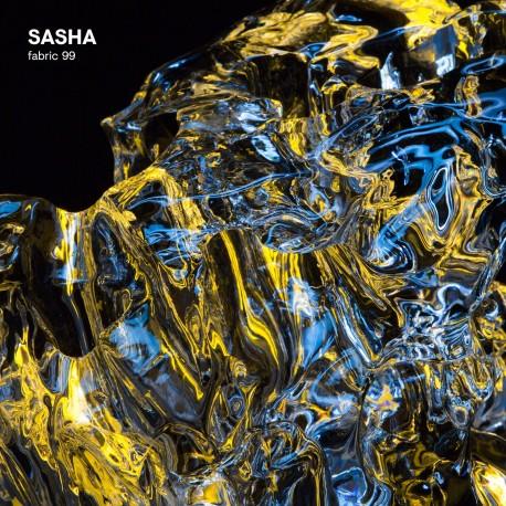 Sasha - Fabric 99 (4LP)