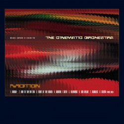 Cinematic Orchestra, The - Motion 2LP