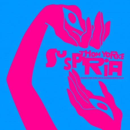 Yorke Thom - Suspiria 2LP (pink vinyl)