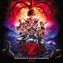 OST - Stranger Things 2 (A Netflix Original Series) - Kyle Dixon & Michael Stein
