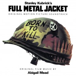 OST -  Stanley Kubrick's Full Metal Jacket (Olověná vesta) LP (green dark vinyl)