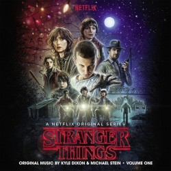OST - Stranger Things (A Netflix Original Series) 2LP - Kyle Dixon & Michael Stein