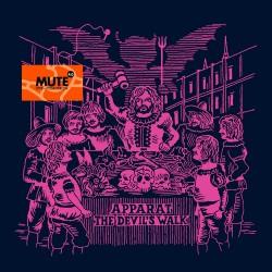 Apparat - The Devil's Walk LP (violet vinyl) limited edition