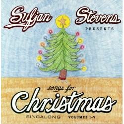 Stevens Sufjan - Songs For Christmas 5LP (box set)