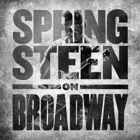 Springsteen Bruce - Springsteen On Broadway 4LP