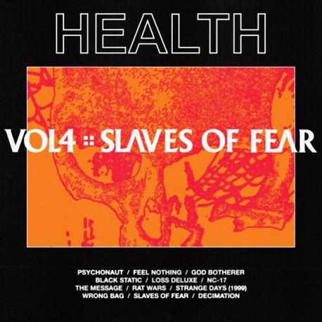 Health - Vol.4 :: Slaves of Fear LP
