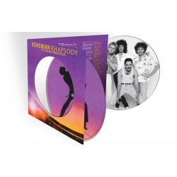 Queen - Bohemian Rhapsody (OST) 2LP (picture disc)
