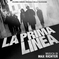 OST - La Prima Linea (Max Richter) LP (red transparent vinyl)