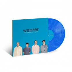 Weezer - Dusty Gems & Raw Nuggets LP (blue marbled vinyl)