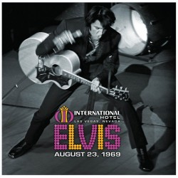 Presley Elvis - The International Hotel, Las Vegas, Nevada, August 23, 1969 (2LP)