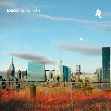 Tosca - No Hassle 2LP (dark translucent blue w/ black marble vinyl)