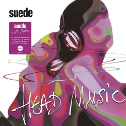 Suede - Head Music 3LP (green, purple, white vinyl)