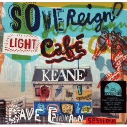 "Keane - Sovereign Light Café 7"" (green vinyl)"