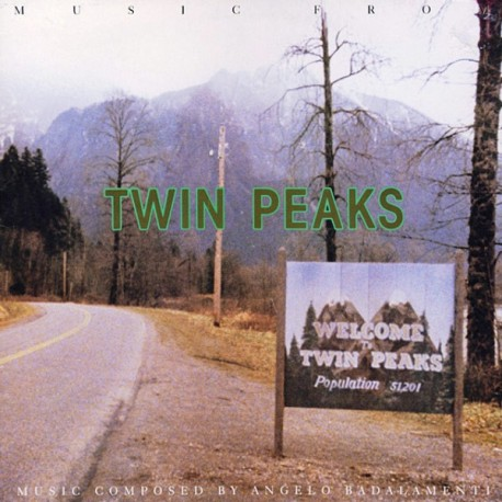 OST - Twin Peaks (Angelo Badalamenti) LP