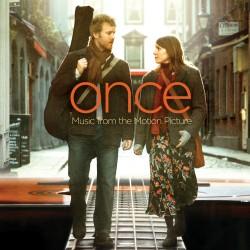 OST - Once (Glen Hansard & Markéta Irglová) LP (transparent vinyl) limited edition