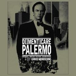 OST - Dimenticare Palermo (Ennio Morricone) LP (solid silver vinyl)