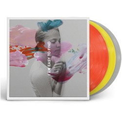 National, The - I Am Easy To Find 3LP (red, yellow and grey vinyl) limited edition