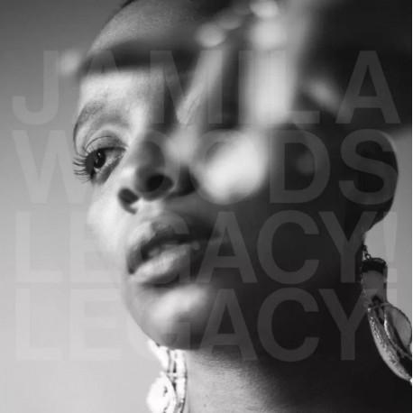 Woods Jamila - Legacy! Legacy! 2LP (cloudy pink vinyl)