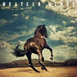 Springsteen Bruce - Western Stars 2LP (light blue vinyl with dark blue and white splatters) limited edition