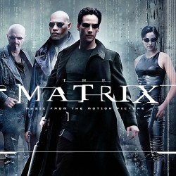OST - The Matrix 2LP (black & red squiddy vinyl) limited edition
