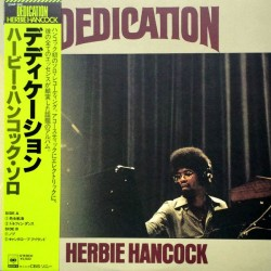 Hancock Herbie - Dedication LP (limited edition)