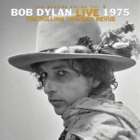 Dylan Bpb -  The Bootleg Series vol. 5: Bob Dylan Live 1975, The Rolling Thunder Revue 3LP