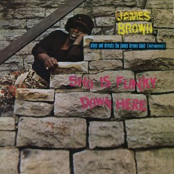 Brown James - Sho Is Funky Down Here LP (limited edition)