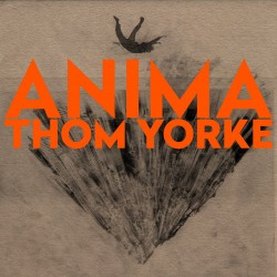 Yorke Thom - Anima 2LP (orange vinyl) limited edition