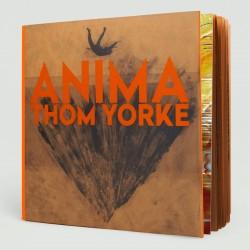 Yorke Thom - Anima 2LP (orange vinyl) deluxe edition
