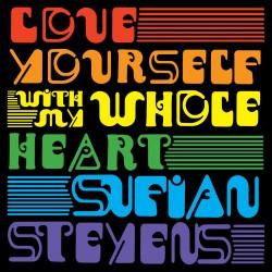 "Stevens Sufjan - Love Yourself / With My Whole Heart 7"" (yellow splattered vinyl)"