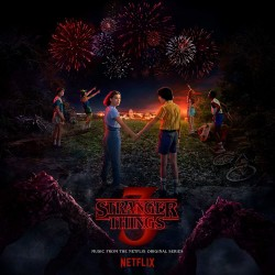 OST - Stranger Things 3 (Music From The Netflix Original Series) 2LP + 7""