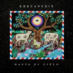 "Khruangbin - Hasta El Cielo LP+7"" (yellow vinyl) limited edition"