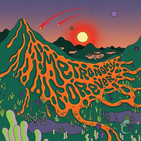 Metronomy - Metronomy Forever 2LP