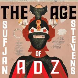 Stevens Sufjan - The Age Of Adz 2LP