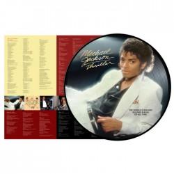 Jackson Michael - Thriller LP (picture disc)