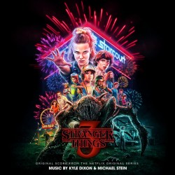 OST - Stranger Things 3 (A Netflix Original Series) 2LP - Kyle Dixon & Michael Stein