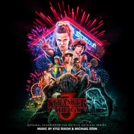 OST - Stranger Things 3 (A Netflix Original Series) 2LP - Kyle Dixon & Michael Stein