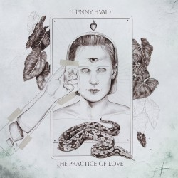 Hval Jenny - The Practice Of Love LP (sand coloured vinyl) limited edition