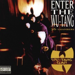 Wu-Tang Clan - Enter The Wu-Tang (36 Chambers) LP (limited edition) yellow vinyl