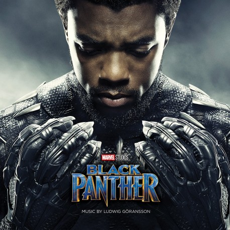 OST - Black Panther (Ludwig Göransson) LP