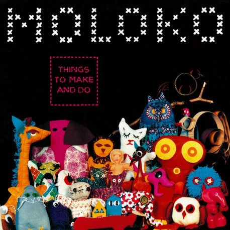 Moloko - Things To Make And Do 2LP (limited edition) pink vinyl