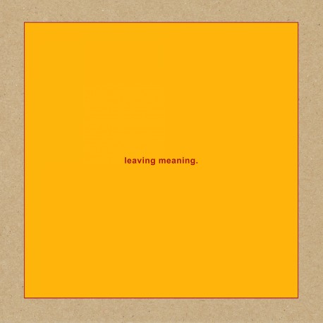 Swans - Leaving Meaning. 2LP