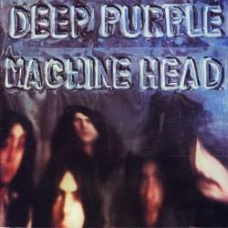 Deep Purple - Machine Head LP (limited edition) purple vinyl
