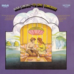 Nina Simone - To Love Somebody LP (limited edition) purple & black marbled vinyl